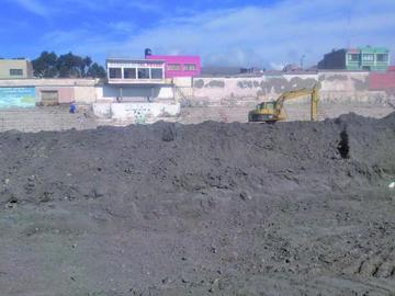 Obras en el estadio Potosí tiene un avance del 10 por ciento