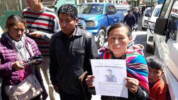 Activan búsqueda internacional del niño de 8 años desaparecido