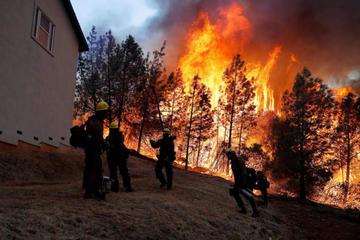 Aún hay 301 desaparecidos en los incendios de EE.UU.
