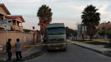 Un camión atropella al hijo de un ministro