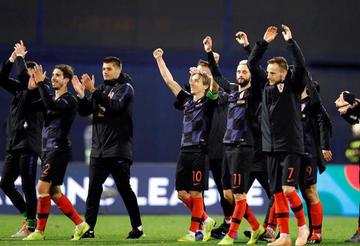 El orgullo croata vence a España