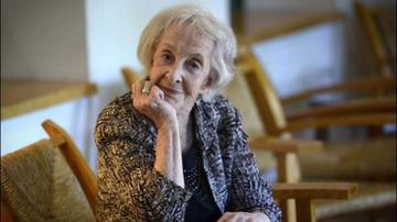 Ida Vitale es la ganadora del premio  Cervantes, de literatura española