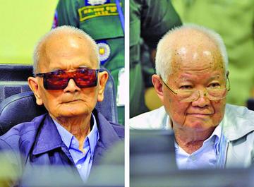 Camboya condena genocidio del Khmers Rouge en fallo histórico