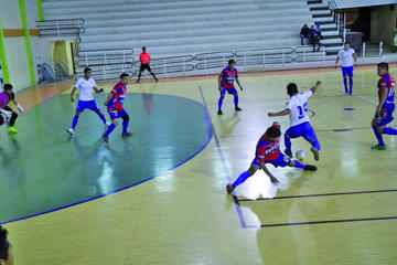 Concepción cae ante la U y se complica en la Liga de Futsal