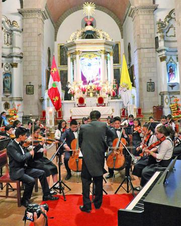 Orquesta del Franciscano ofrece ciclo de conciertos