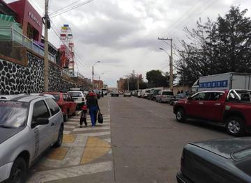 Cambio de la feria normaliza el tráfico vial en los distritos 5 y 6
