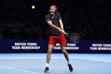 Zverev destroza el virtuosismo de Federer