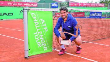 Andújar gana el torneo de Challenger