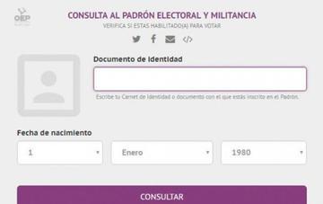 Ciudadanos denuncian que figuran en partidos sin haberse registrado
