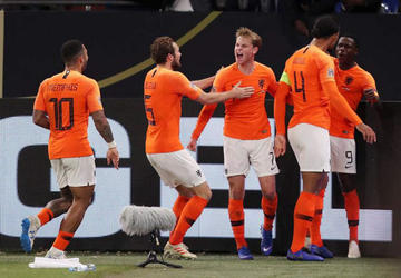 Holanda se mete en la fase final de la Liga de Naciones