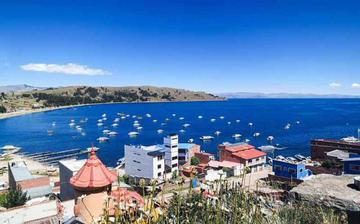 Presentan los mitos del Lago Titicaca