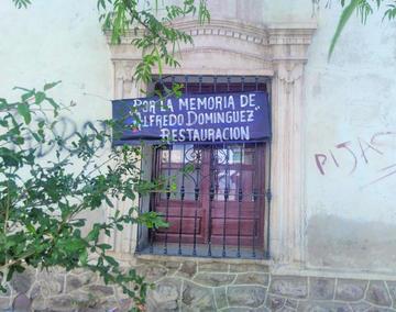 Piden salvar Bellas  Artes de Tupiza