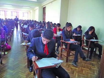 UATF habilita 24 carreras para el segundo examen de ingreso