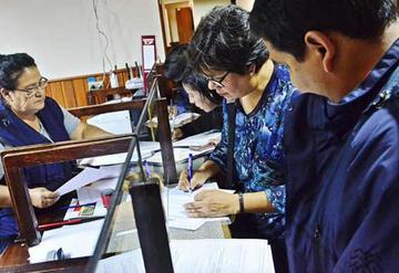Más de 100 ciudadanos ya anularon el registro político