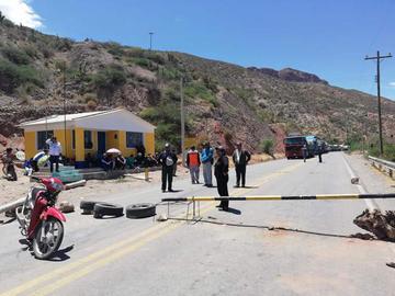Cívicos de Tupiza definirán otras acciones de protesta