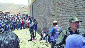 Gobernador: linchamiento de dos jóvenes no es una justicia comunitaria