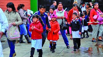 El 7 de diciembre terminarán las clases en Potosí y otras 3 regiones