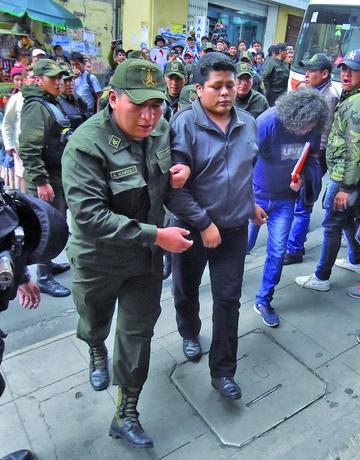 Justicia niega libertad a Gutiérrez pero podrá ir al velorio de su hijo