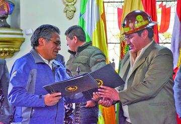 Anuncian que Gobernación seguirá apoyando la exploración minera