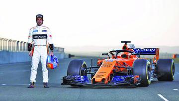 Alonso se despide de la Fórmula Uno