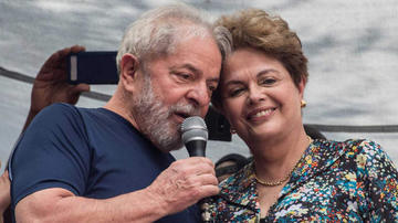 Lula y Rousseff serán juzgados por el delito de asociación ilícita