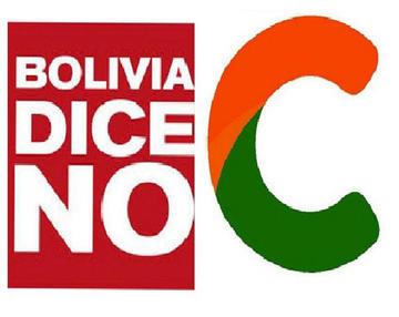 El Tribunal consolida las alianzas Bolivia Dice No y Comunidad Ciudadana