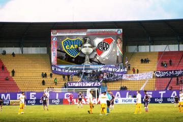 Hinchas podrán ver la final de la Libertadores en el estadio