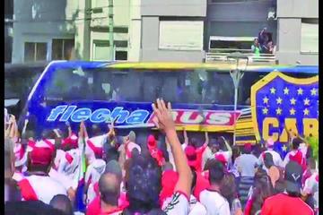 Posponen la final de la Copa Libertadores
