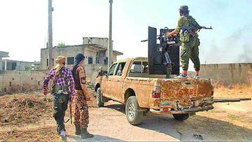 Combates en Siria provocan la muerte de 86 personas