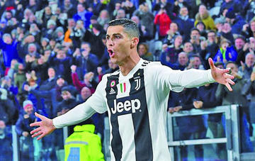 Juventus gana y se afianza en la cima del torneo