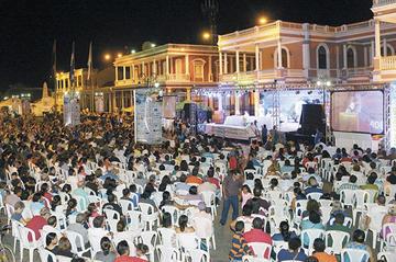 Posponen festival de poesía por la crisis en Nicaragua