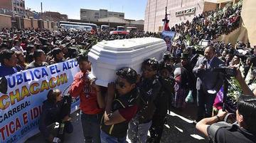 Revelan que buscan acallar a dos testigos en caso Jonathan Quispe
