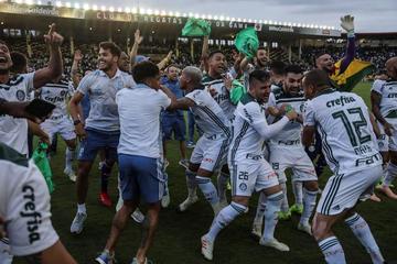 Palmeiras se corona campeón