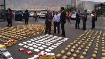 Chile: cae una banda de narcos liderada por madre e hijo bolivianos