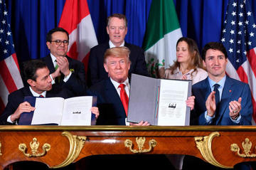 Estados Unidos, Canadá y México consolidan acuerdo