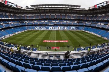 """El """"Bernabéu"""" abraza la pasión de la Copa"""