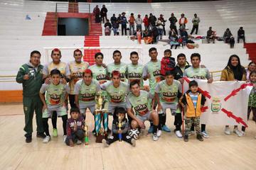 Las Casas Constructora se corona campeón de la Dimafusa