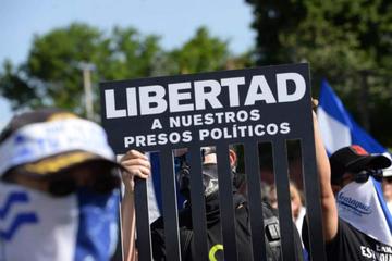 Inicia campaña para liberar a presos políticos en Nicaragua