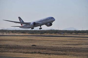 En México anuncian la venta del avión presidencial