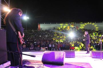 Potosí vive el FIC con canciones del ayer