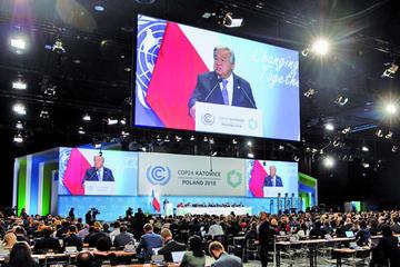 Los líderes del mundo buscan frenar el calentamiento global