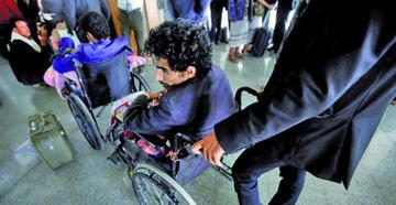 Evacúan a rebeldes heridos en Yemen tras pactas salida