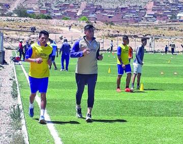 El guardameta Santillán es la única duda para el partido ante los verdolagas