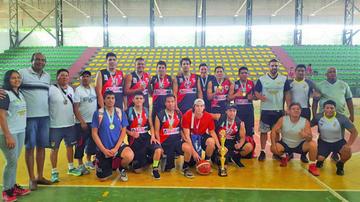 Nacional Potosí logra el título de básquet en Brasil