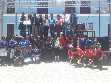 Municipio de Chaquí ya tiene su propia  ley de la juventud