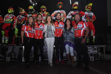 """El """"Team Nosiglia"""" está listo para Dakar"""