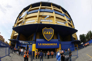 Evacúan el estadio de Boca por una amenaza de bomba