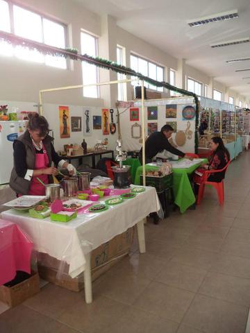 Comienza muestra de Arte Decorativo y Manualidades