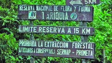 Revelan rezonificación de reserva Tariquía para actividad petrolera