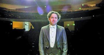 Premian a Dudamel con medalla de artes